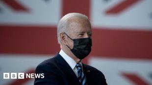 Joe Biden: Unearthing the president's unsung English roots #world #BBC_News