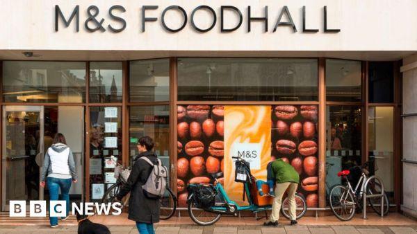 Coronavirus: M&S store staff get bonus for coming into work
