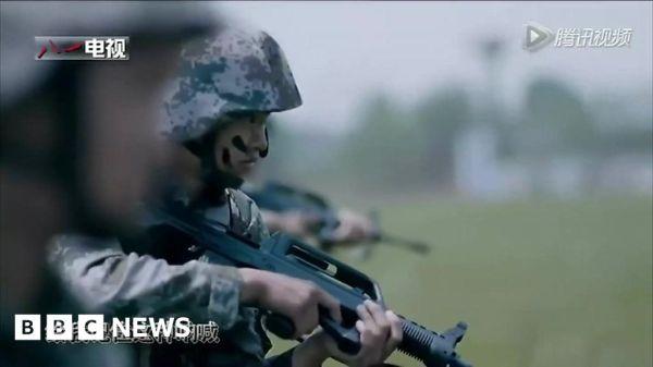 """""""Kill, kill, kill"""": China military's all-action rap ..."""