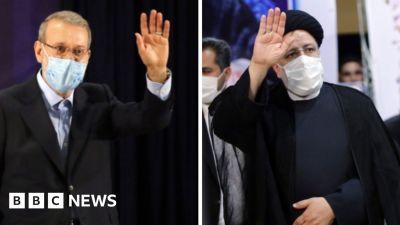 Leading conservatives Raisi and Larijani enter Iran presidential race