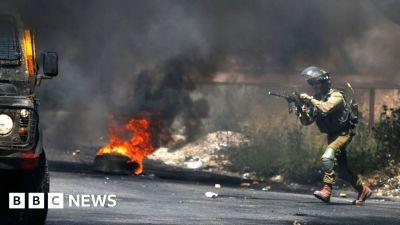 Israel Gaza violence: US envoy arrives for de-escalation talks