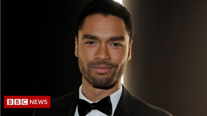 Bridgerton fans mourn as Regé-Jean Page's exit confirmed for second season #world #BBC_News
