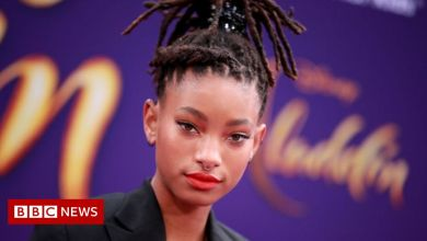 Willow Smith opens up about being polyamorous – BBC News