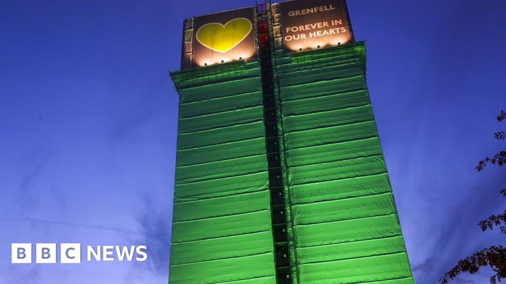 Photo of Grenfell anniversary 'more difficult' in lockdown