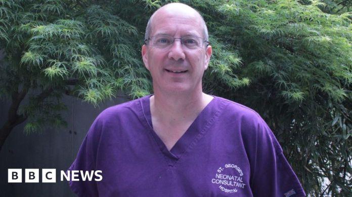 Coronavirus: 'Many said goodbye to loved ones in an ambulance'