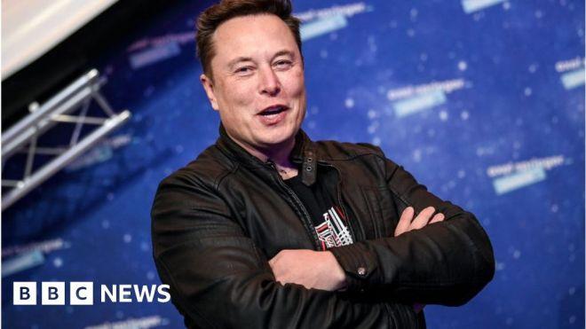 Bitcoin sets fresh records after Elon Musk investment #world #BBC_News