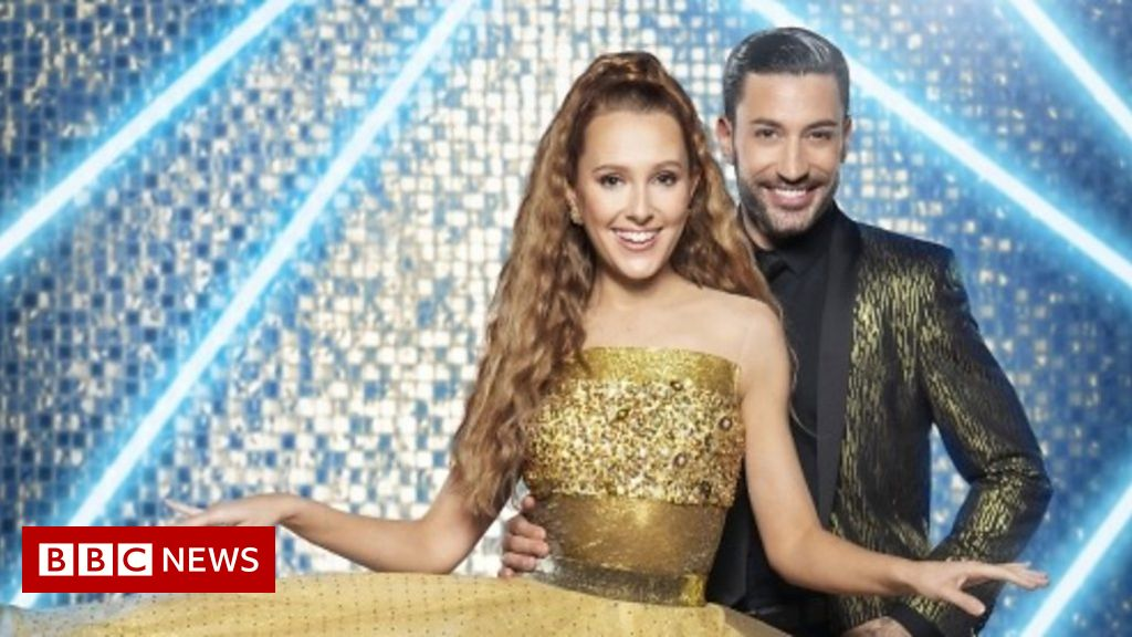 , Strictly's Rose Ayling-Ellis rehearsing without hearing music, The Evepost BBC News