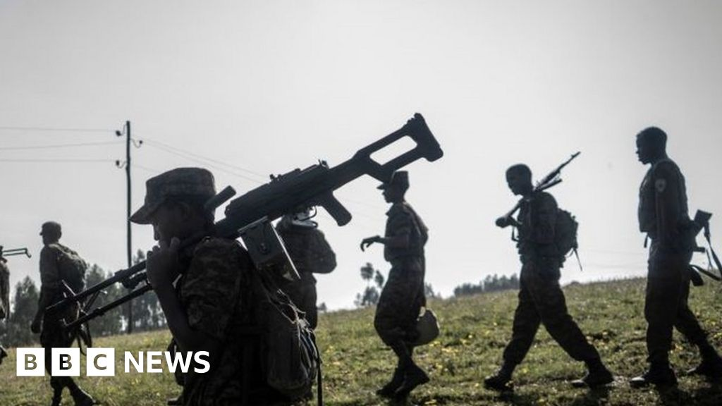 , Ethiopia's Tigray crisis: Army launches offensive on all fronts – rebels, The Evepost BBC News