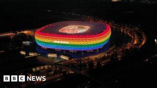 Hungary PM 'scraps Euros visit' amid German LGBT row with Uefa #world #BBC_News