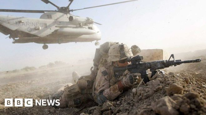Afghanistan war: US spies doubt reports of Russian 'bounties' for troops #world #BBC_News