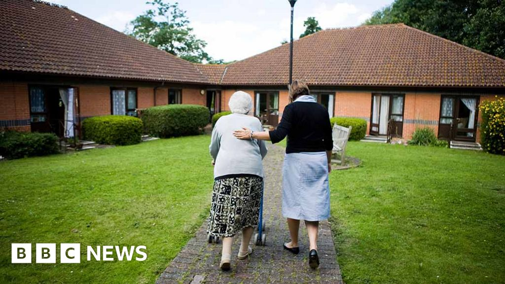 Coronavirus deaths: How big is the epidemic in care homes?