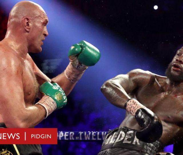 Wilder Vs Fury Stream Heavyweight Boxing Gypsy King Tyson Fury