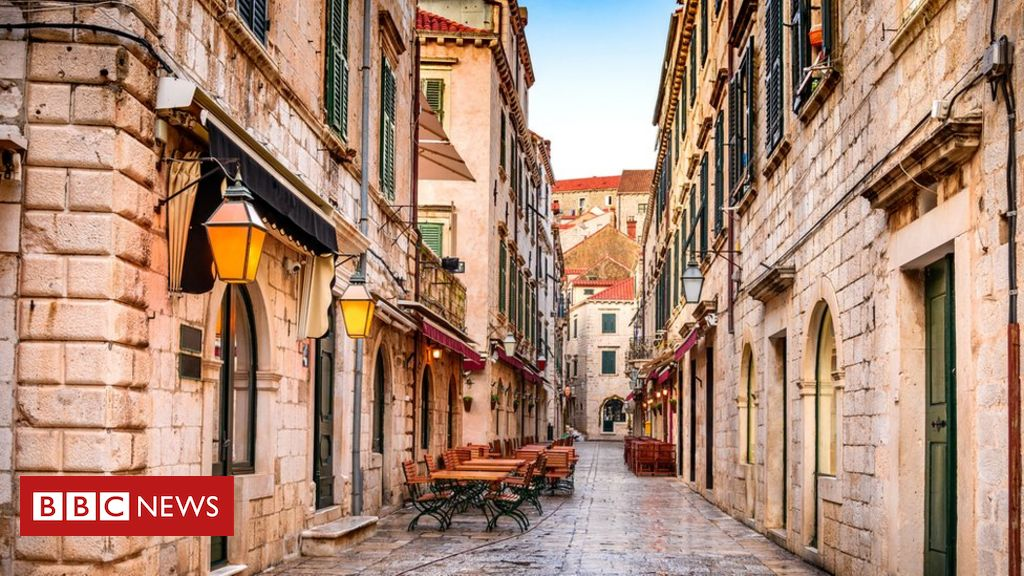 Dubrovnik, a cidade medieval planejada para a quarentena
