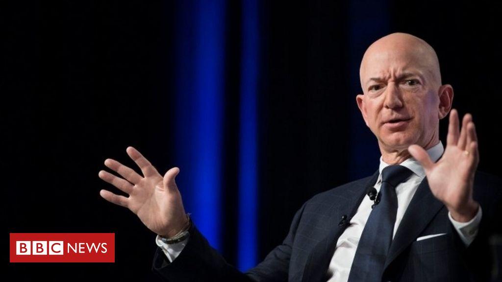 Homem mais rico do mundo, dono da Amazon doa US$ 10 bi para combater aquecimento global
