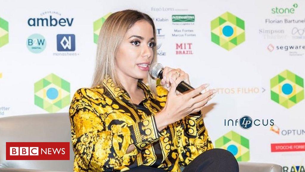 Em versão 'business', Anitta rouba a cena em megaevento sobre Brasil em  Harvard - BBC News Brasil