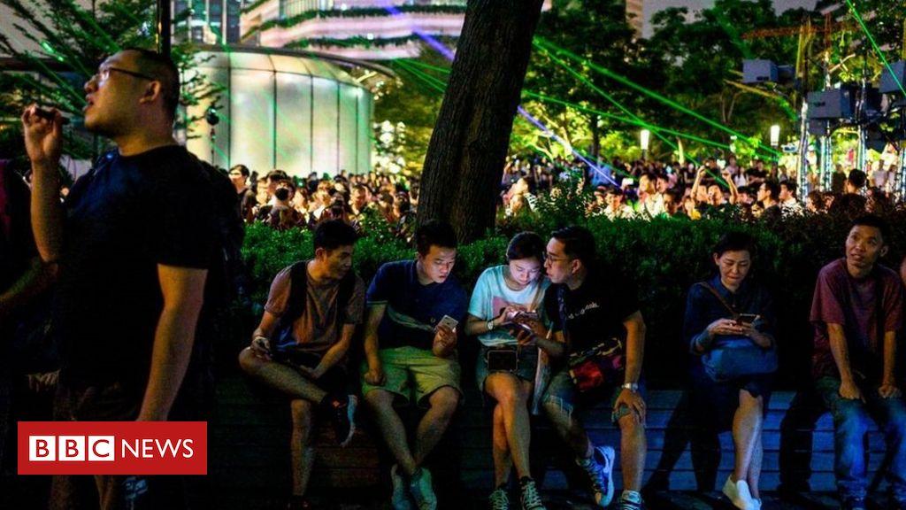 Como manifestantes de Hong Kong usam Tinder, Uber e Pokémon Go para organizar protestos e fugir da polícia