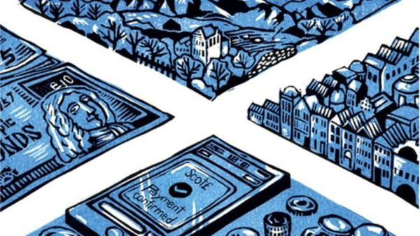 Digital ScotPound plans put forward - BBC News