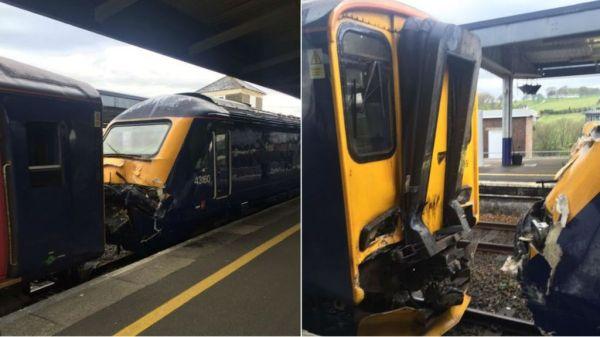 Plymouth train crash: 'Unusual' event led to platform ...