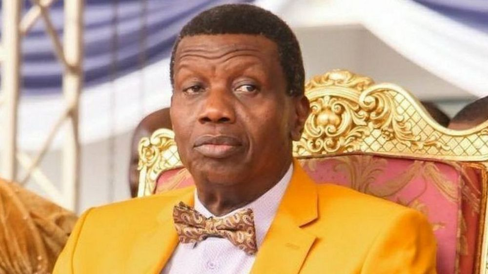 Enoch Adeboye sexism row: Why the Nigerian pastor is so popular - BBC News
