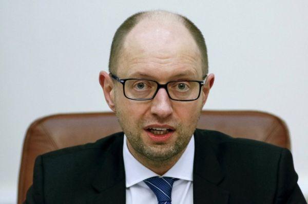 Ukraine Prime Minister Arseniy Yatsenyuk to resign - BBC News