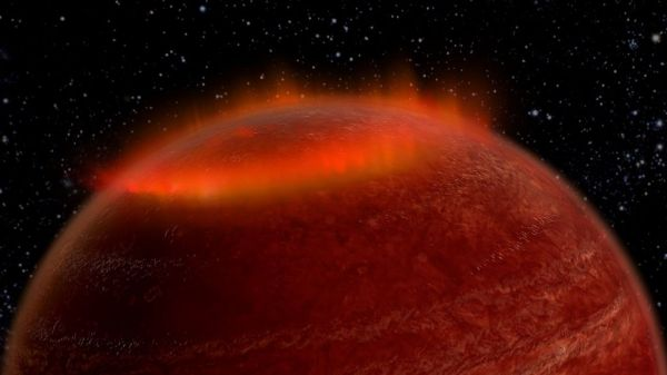 Aurora found around brown dwarf beyond our Solar System ...