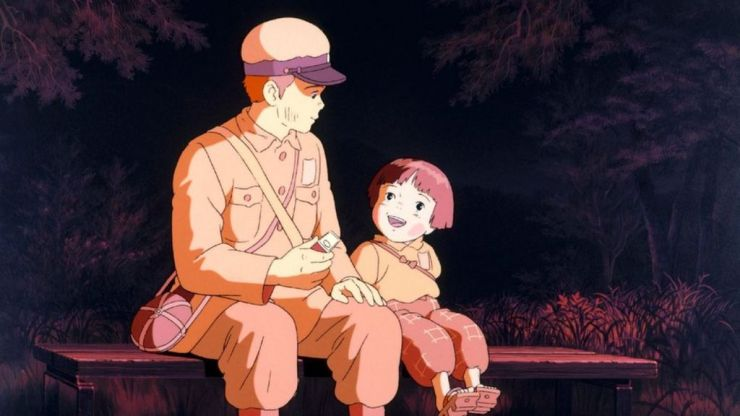Grave of the Fireflies: The haunting relevance of Studio Ghibli's darkest film - BBC News