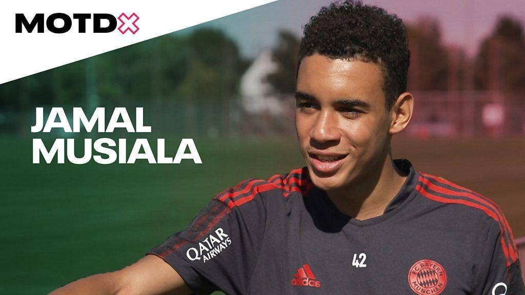 , MOTDx: Bayern Munich's Jamal Musiala explains why he chose Germany over England, The Evepost BBC News