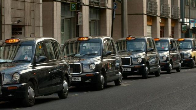 London Taxi Company loses black cab trademark appeal – The