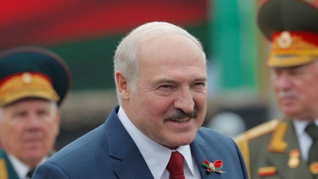 Belarus President Alexander Lukashenko under fire - BBC News