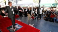 Hugh Laurie honoured with Hollywood Walk of Fame star - BBC News