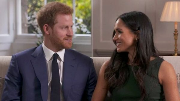 Prince Harry and Meghan Markle: Engagement interview in ...