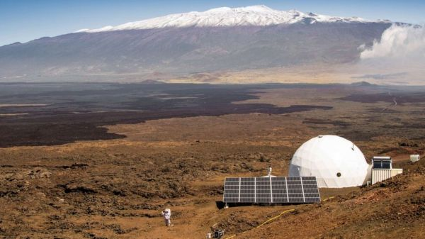 Nasa starts year-long isolation to simulate life on Mars ...
