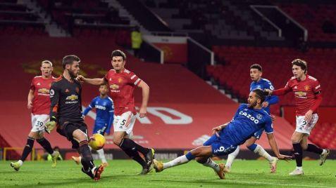 Man Utd v Everton: Last time out - BBC Sport
