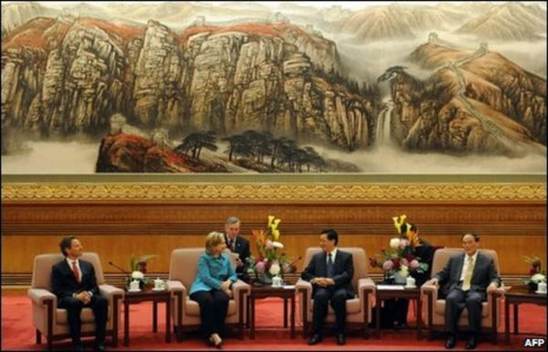 Core interests and key issues at US-China talks - BBC News