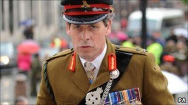 Acpo overhaul needed, says general's report for PCCs - BBC ...