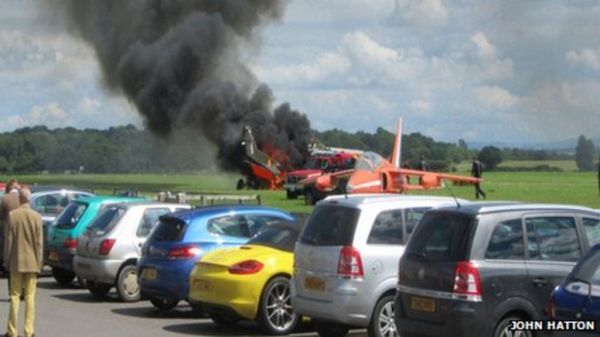 Cotswold Airport closed for plane crash investigation ...