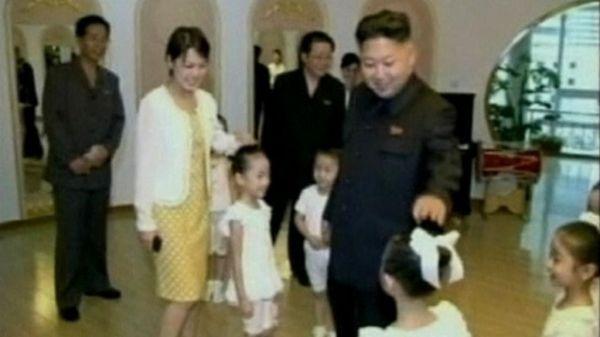 North Korea leader Kim Jong-un married to Ri Sol-ju - BBC News