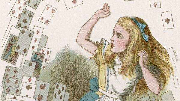 Is Alice in Wonderland really about drugs? - BBC News