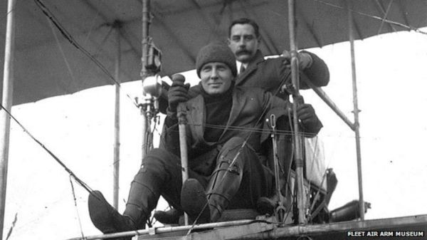 Frank McClean: Forgotten pioneer of the sky - BBC News