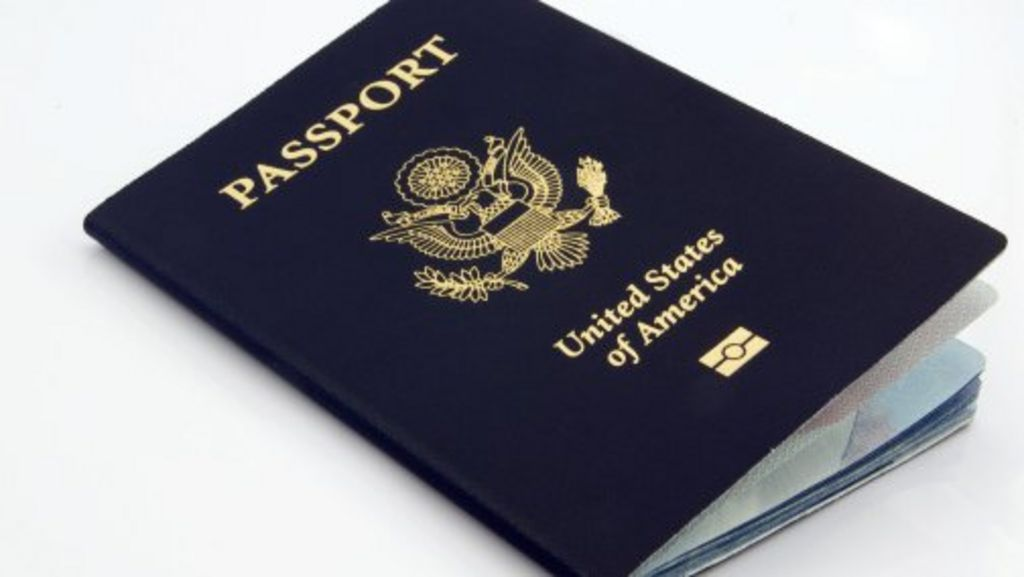 Image result for American passport