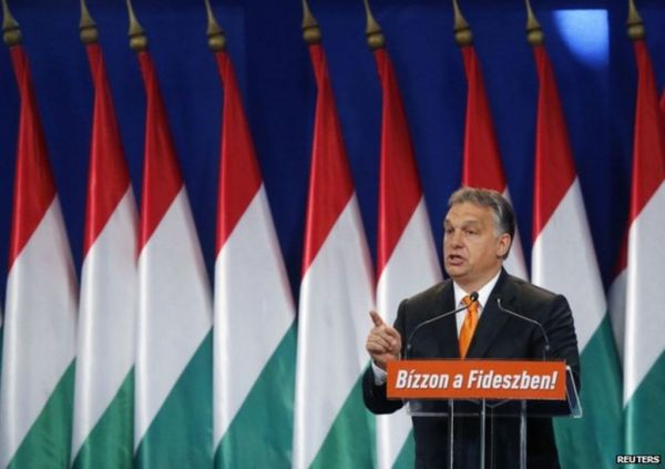 Hungary's Fidesz: Cracks emerge in ruling party - BBC News