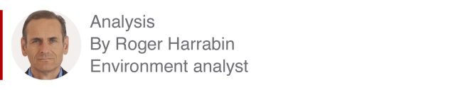 Analysis box by Roger Harrabin, Environment analyst