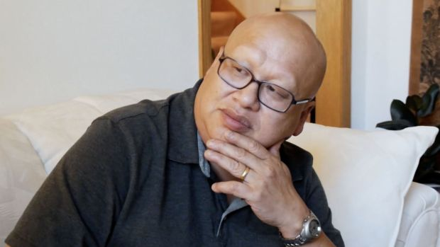 Tom Fong knows nothing about his father's experience