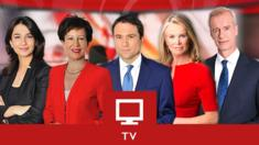 Where and how to watch BBC World News   BBC News BBC World News presenters
