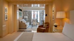 Habitación de un hotel Four Seasons