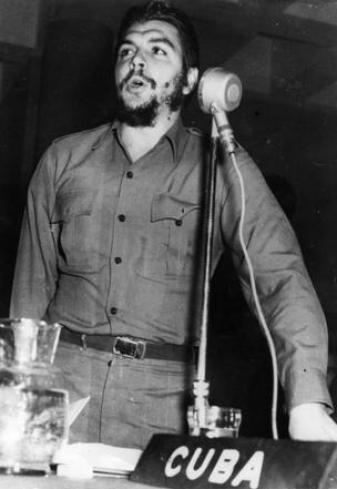 Guevara en la ONU