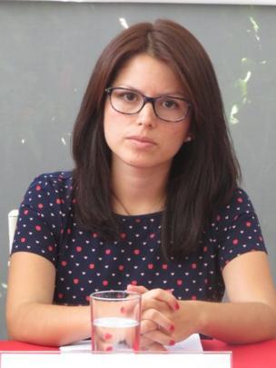 Noelia Llantoy