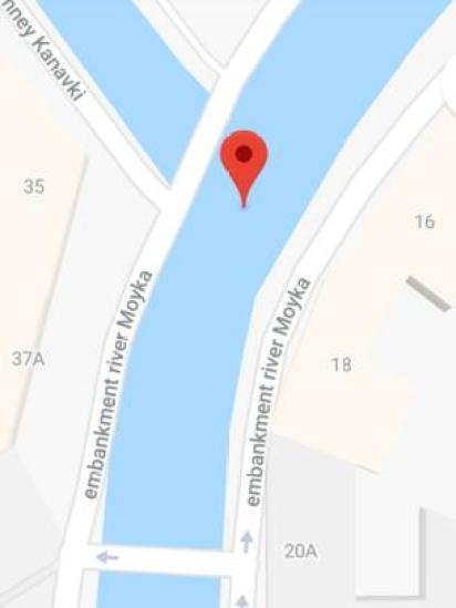 یکی از خبرنگاران بیبیسی مدعی است که در تقاطع دو رودخانه جایی برای خوردن صبحانه است