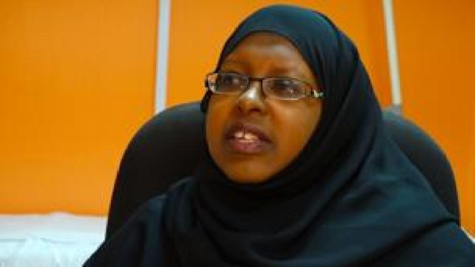Dr Sitna Mwanzi