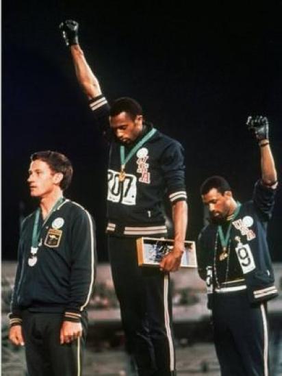Juegos Olímpicos de México 1968.